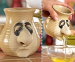 Snot-a-Mug Egg Separator