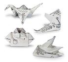 Fred and Friends Origami Napkins Pack of 40-52