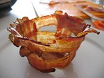 Bacon Basket Pan