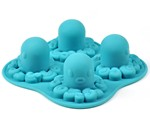 Coolamari Octopus Ice Cube Tray