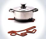 Crime Scene Hot Pot Trivet