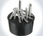 Five Finger Fillet Knife Set - Black