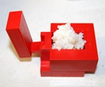 Rice Cube Square Sushi Maker