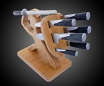 Sparta Knife Block