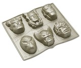 Marvel Superhero Brownie Pan-7318