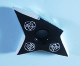 Ninja Throwing Star Magnets
