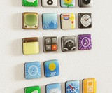 Phone App Fridge Magnets-5415