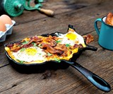 American Skillet Company State Cast Iron Skillets