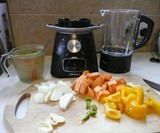 Blend-and-Cook Soup Maker