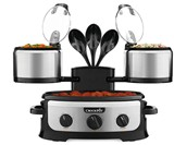 Crock-Pot Swing & Serve Slow Cooker
