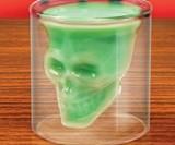 Crystal Skull Slime Shot