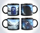 Disappearing TARDIS Mug