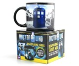 Disappearing TARDIS Mug & Box