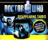 Disappearing TARDIS Mug Box Cover