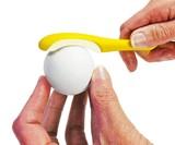EggXactPeel Eggshell Peeler