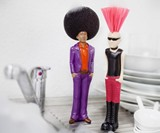 'Fro & Hawk Dish Brushes