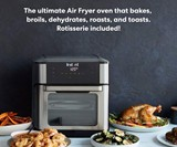 Instant Vortex Plus 7-in-1 Air Fryer, Oven & Rotisserie