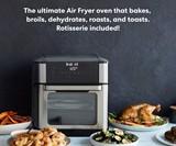 Instant Vortex Plus 7-in-1 Air Fryer, Oven & Rotisserie