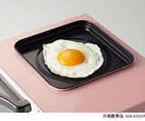 Koizumi Japanese Toaster Oven & Egg Fryer