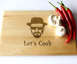 Let's Cook Heisenberg Cutting Boards