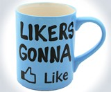 Likers Gonna Like Mug