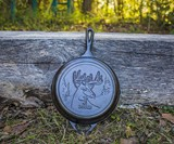Lodge Wildlife Series Cast Iron Skillets