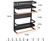 Magnetic Refrigerator Rack
