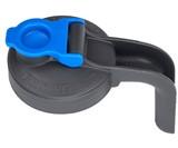 Mason Jar Flip Cap Lid with Handle