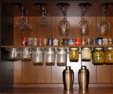 Mason Jar Storage Racks