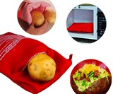 Microwave Potato, Corn & Tortilla Bag