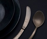 Object Rights Curved Flatware