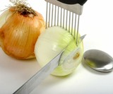Onion Holder & Odor Remover