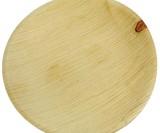 Palm Leaf Biodegradable Disposable Plates & Bowls