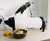 Pig Paper Towel Holder