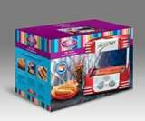 Retro Series Hot Dog Roller Box