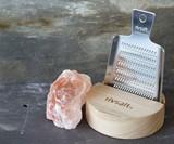 Rivsalt Rock Salt & Grater Set