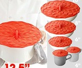 Silicone Suction Storage Lids