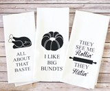 Song Lyric Dish Towels