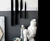 Stelton Pure Black Knives