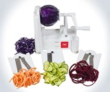 Tri-Blade Vegetable Spiral Slicer