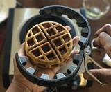 Wonderffle Stuffed Waffle Iron