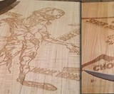 Zombie Cutting Boards