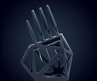 Black Diamond Floating Knife Block