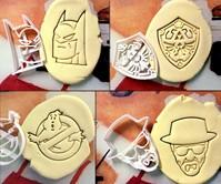 Cookie Prints Cookie Cutters