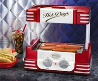 Retro Series Hot Dog Roller