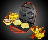 Waffle & Cookie Bowl Maker