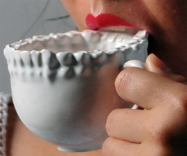 3D Printed Teeth Cup