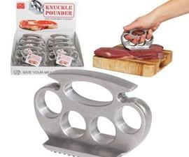 Brass Knuckle Meat Pounder
