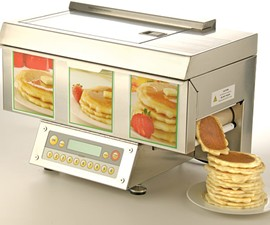 Chef Stack Pancake Machine