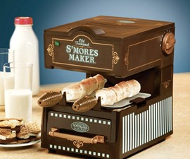 Old Fashioned S'Mores Maker